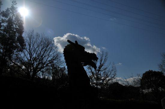 岡崎市は竜神に守られている?