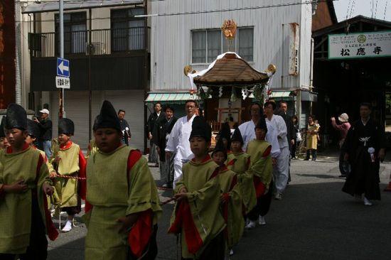 神明宮大祭