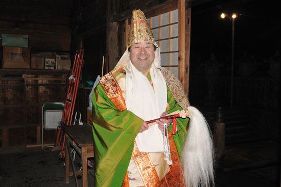 滝山寺鬼まつり (愛知県無形民族文化財)