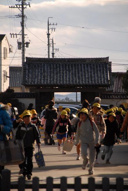 岡崎の風景-大樹寺から岡崎城を望む