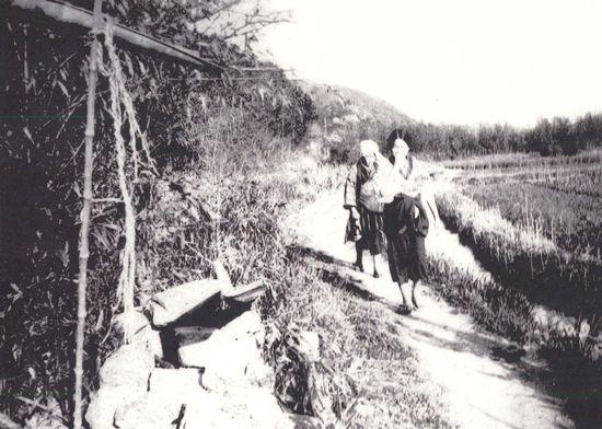 藤川むかし写真館⑤「かわき」の風景