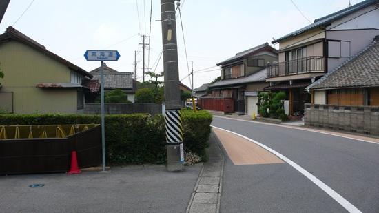 通り名のある風景(東海道・藤川宿)