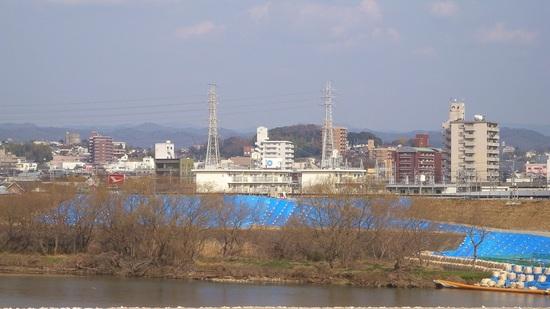 岡崎・高みの風景(その2)