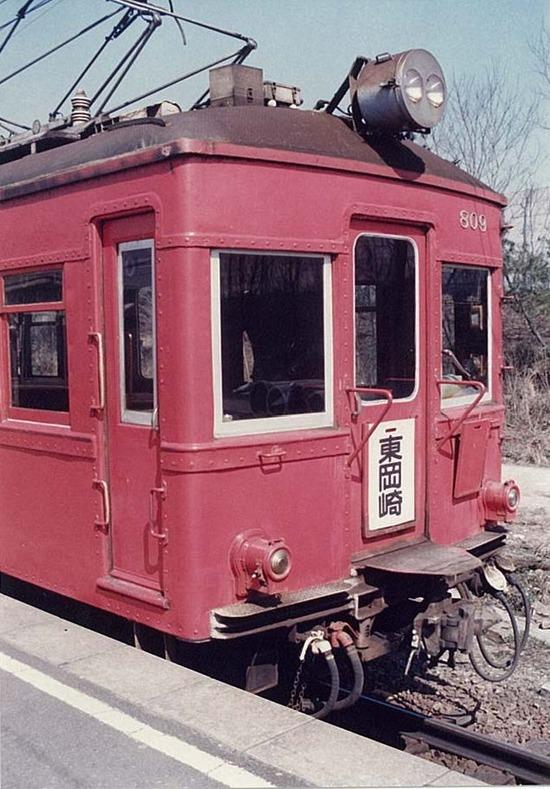 名鉄本宿駅