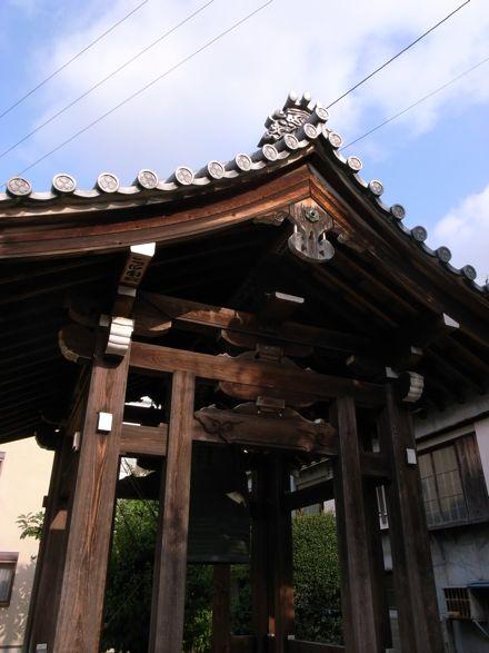 松應寺の梵鐘
