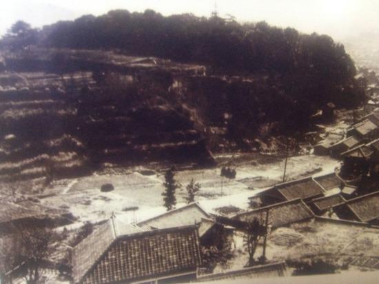 六供浄水場から見た風景のうつりかわり~昭和から平成へ~