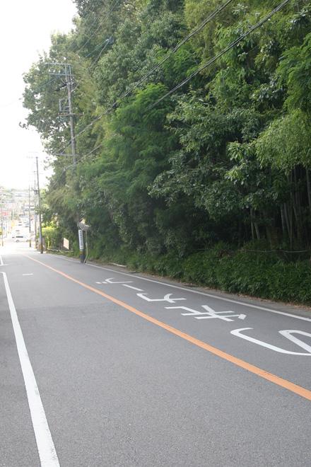 坂の街・岡崎-蛭坂(ひるざか)