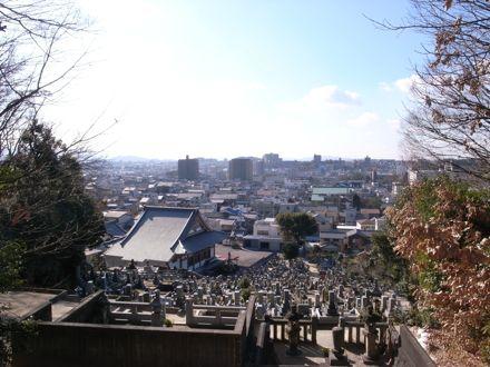 極楽寺眺望