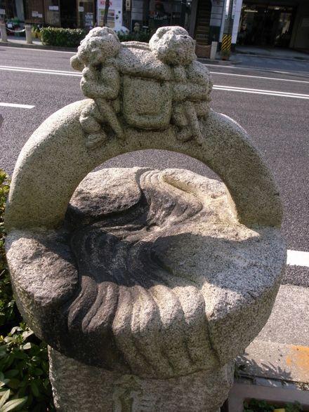 矢作橋-岡崎宿伝馬歴史プロムナード