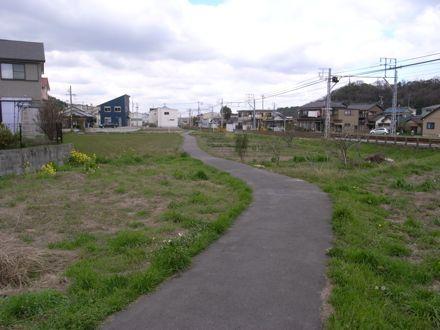藤川地区のうら道?
