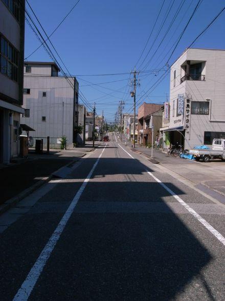 坂の街・岡崎-六地蔵坂