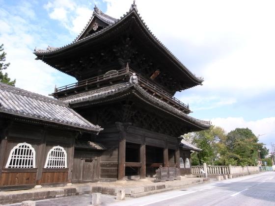 「大樹寺」ふるさと探訪その3ー大樹寺の三門