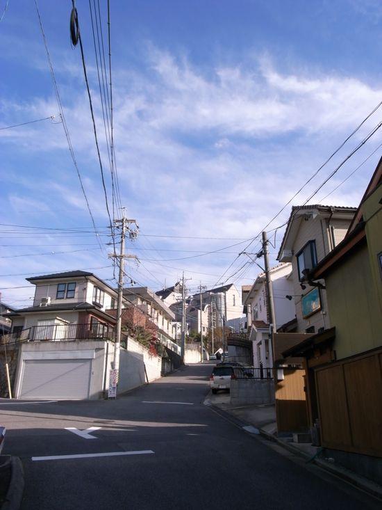 坂の街・岡崎ー灯台坂