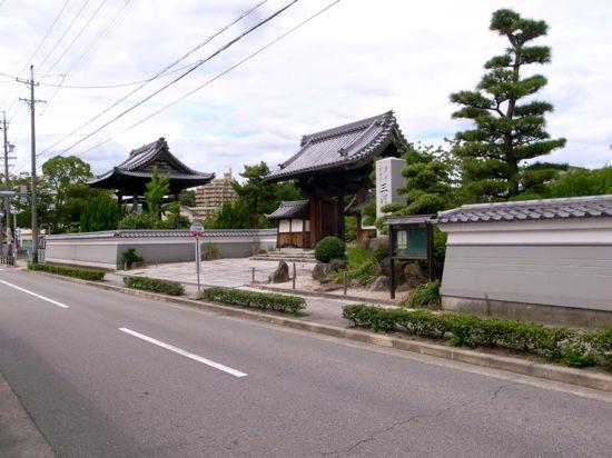 古今景観9~三河別院②