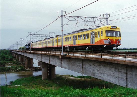 矢作川鉄橋