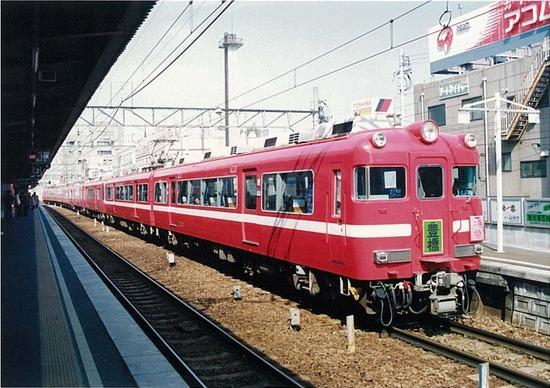 東岡崎駅ホーム