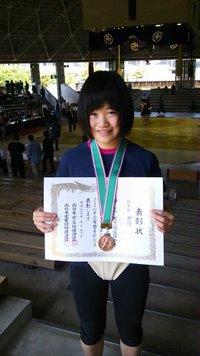 第14回全国選抜女子相撲大会