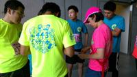 トヨタリレーマラソン大会
