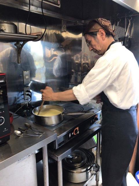 サロン・de・乃ム楽(7月料理教室)