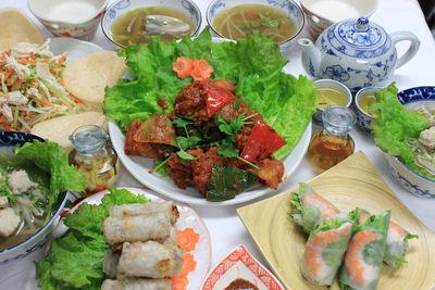 ベトナム料理とは: