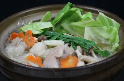 フォーのスープ使う「ハノイの鍋」が始めました。。
