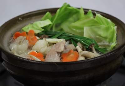 フォーのスープが使うハノイ鍋