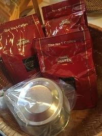 ベトナムコーヒー850円