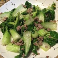 野菜たっぷりの晩ご飯
