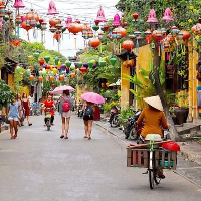 ベトナム町ホイアン