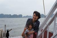 ベトナムのハロン湾! 2016/11/05 15:12:35