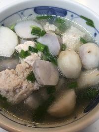 ベトナム料理里芋のスープ 2016/11/25 21:27:24