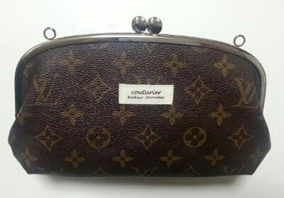 ルイヴィトンのバッグをリメイク♡DIY♡かばん