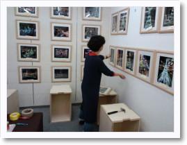 パブリカの展示