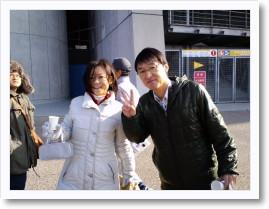 ルーコさんとコモの中村さん