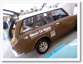 いい色の車ですなぁ