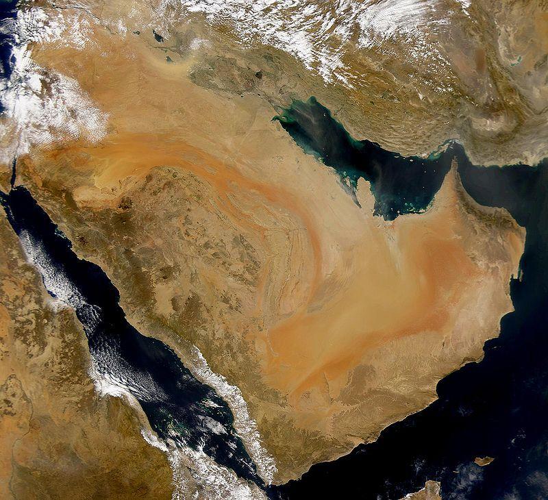 イエメンで史上初~巨大サイクロン!