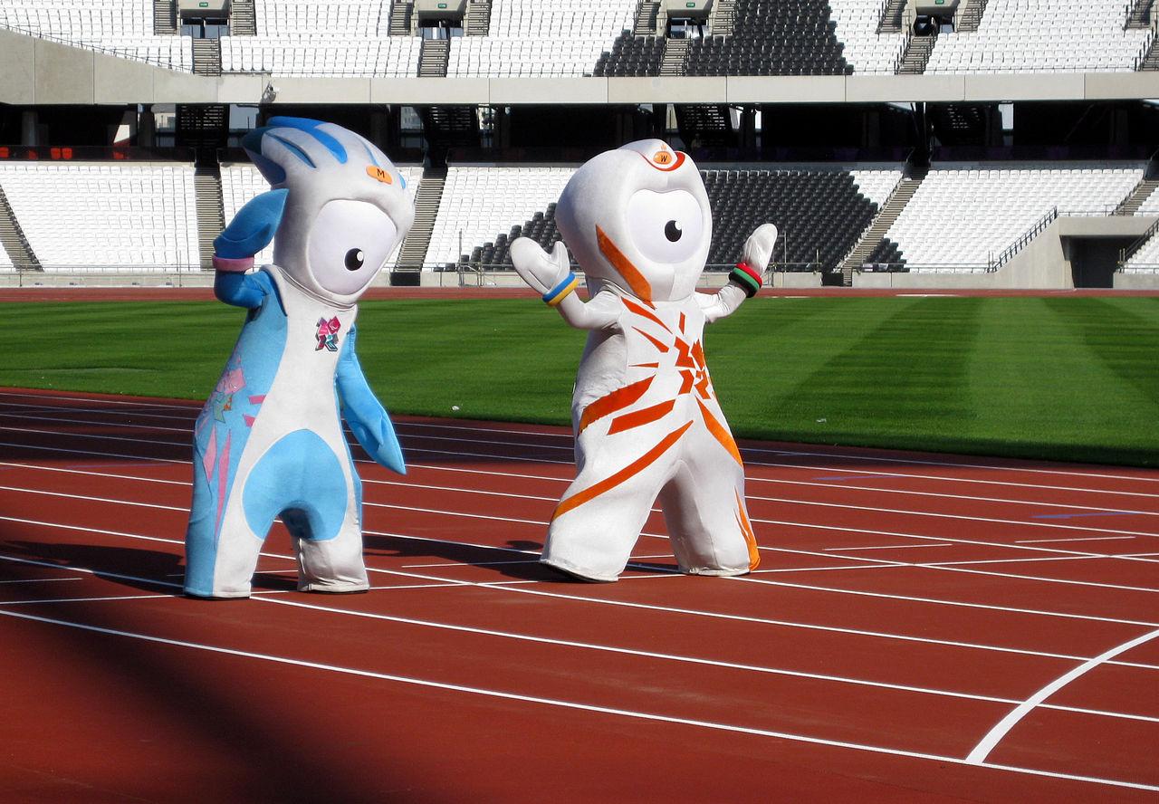 2020年東京オリンピック~マスコットはどうしよう?