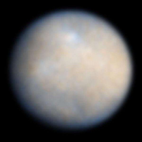 冥王星への旅~9年がかり48億キロ