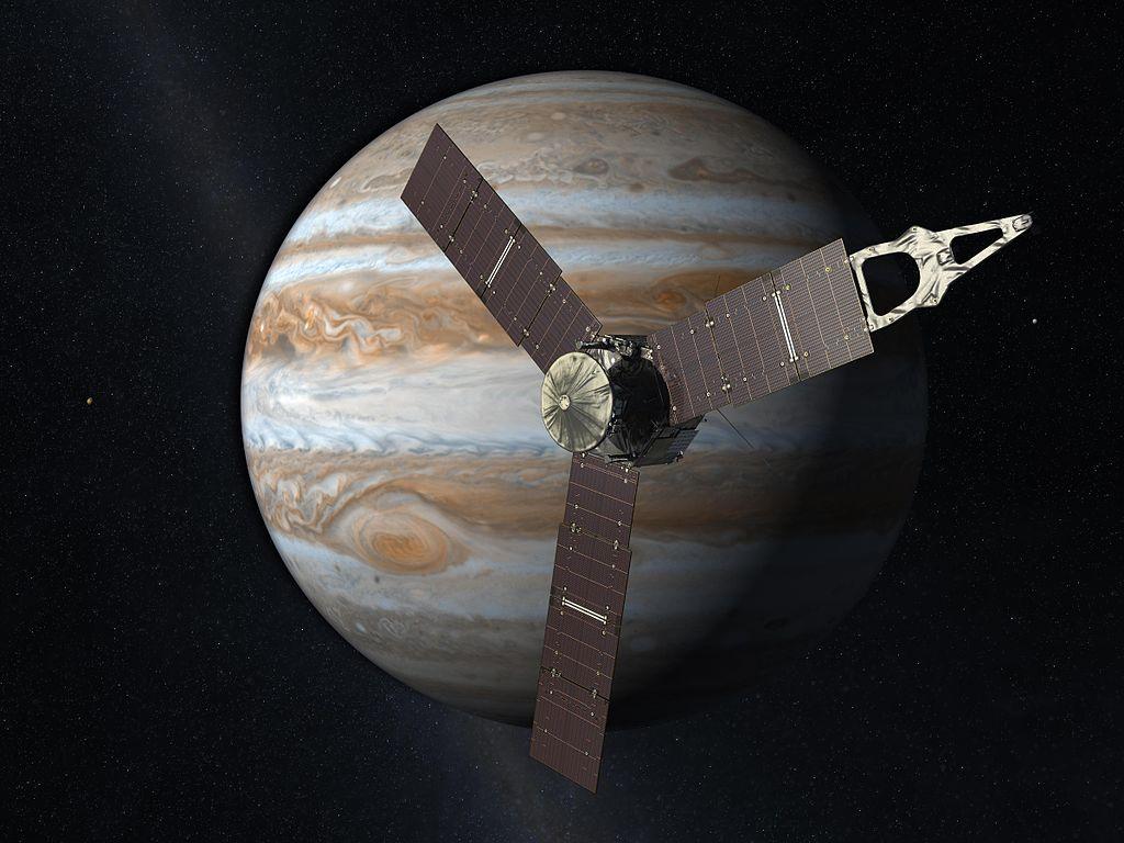 ジュノーがいよいよ木星へ~木星ってどんな星?