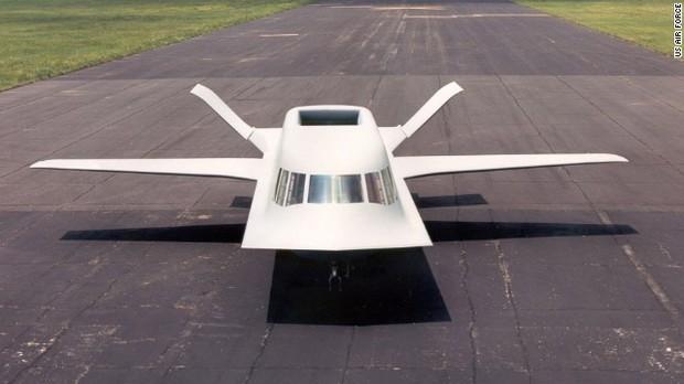秘密の飛行機!?