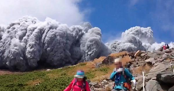 富士山が噴火!?~その2(再掲)