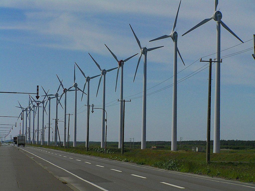 新しい発電所~新エネルギーって何?