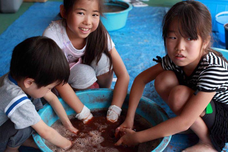 奄美大島でナゾの爆発&泥染め体験振り返り