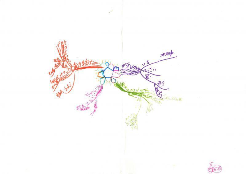 みんなのマインドマップ~プランクトン
