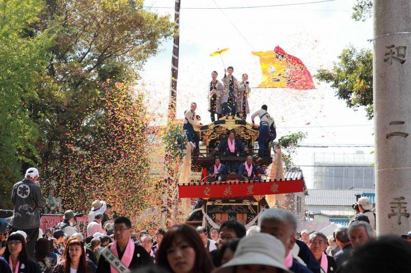 2011年挙母祭り~曳き出し動画集!