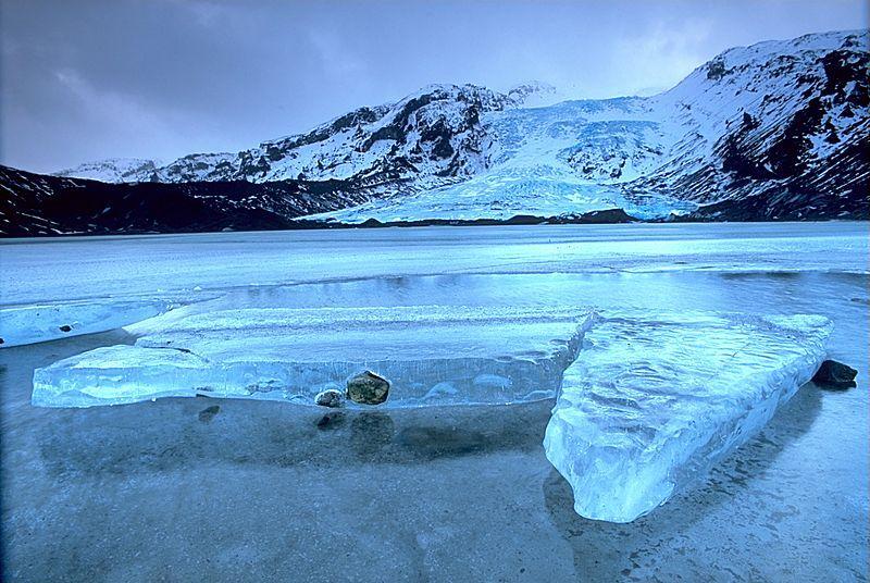 地球が氷だらけ!(再掲)