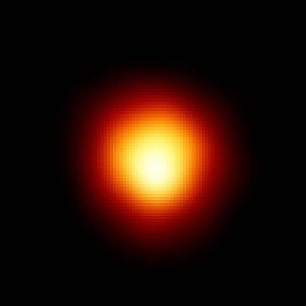 巨大赤星ベテルギウス~その2