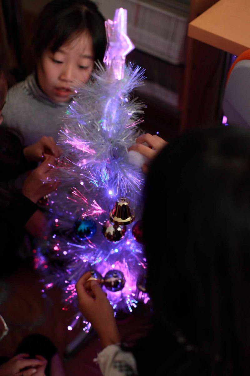 クリスマスパーティー!!