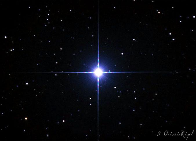 星の明るさランキング!(再掲)