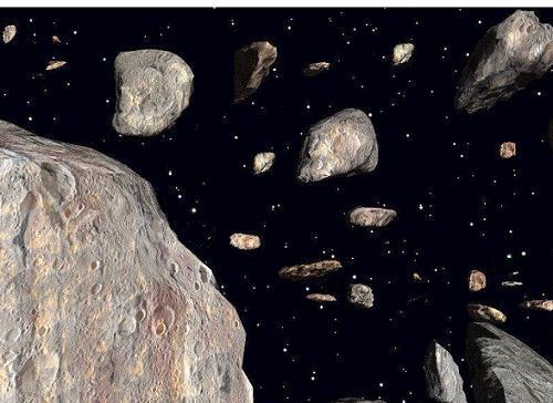 小惑星、どんな名前?